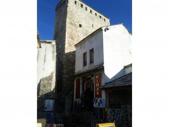 Historic-Mostar-Tower