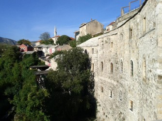 Old-Town-Mostar-Wall